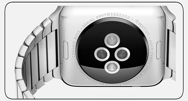 The components of the SmartWatch Apple are of first quality