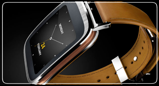 Asus ZenWatch makes a lot of noise but few walnuts