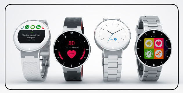 Rival to take into account Alcatel One Touch Watch