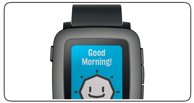 New proposals for the Pebble Time