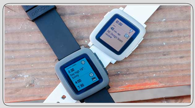The autonomy of the Pebble Time is the envy of the big